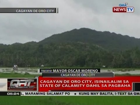 Panayam kay Mayor Oscar Moreno, Cagayan de Oro City
