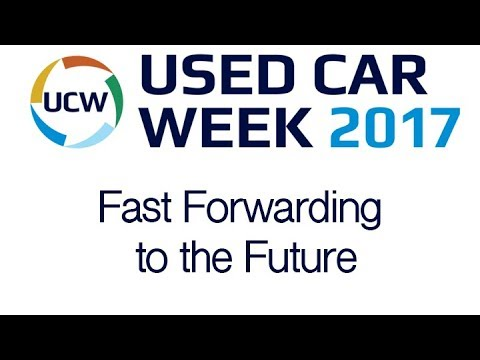 2017 UCW - Fast Forwarding to the Future