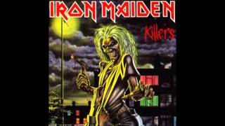 IRON MAIDEN - KILLERS(FULL ALBUM)