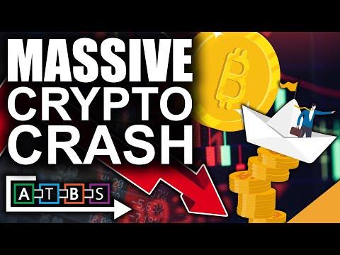 Worst Bitcoin Dump Wrecks Traders (Massive Liquidations As Crypto Crashes)   BitBoy Crypto