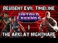 Resident Evil Timeline: Part 1 (The T-Virus) - Untold Legends