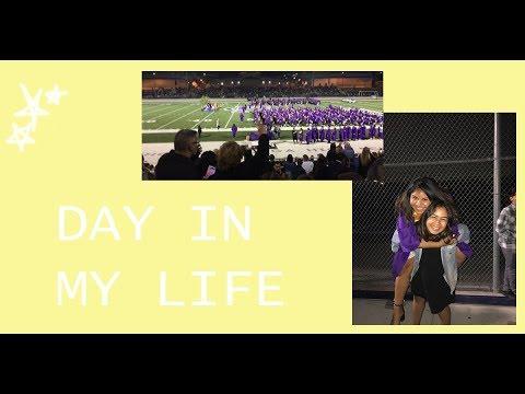 DAY IN MY LIFE: school + graduation!