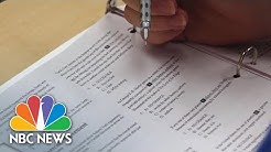 Over 100 Colleges And Universities Make The SAT Optional   NBC News NOW