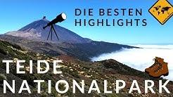 Die besten Highlights im TEIDE NATIONALPARK // Teneriffa Blog (Drohne - 4K) | unaufschiebbar.de