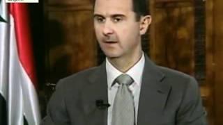 Башар Асад предупреждает (ситуация в Сирии)