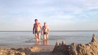 Андрей и Юра в Очакове