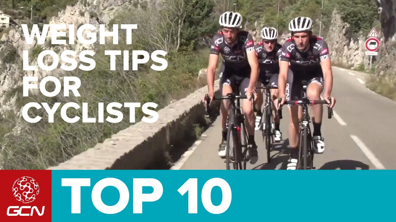 Top 10 Weight Loss Tips For Cyclists