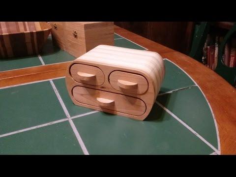 Making a Scroll Saw Box
