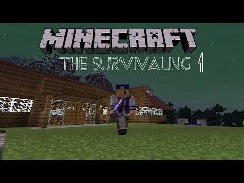 Minecraft Survivaling 1