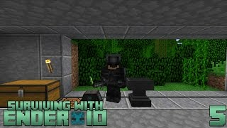 Surviving With Ender IO :: E05 - Armor, Tools, And Upgrades