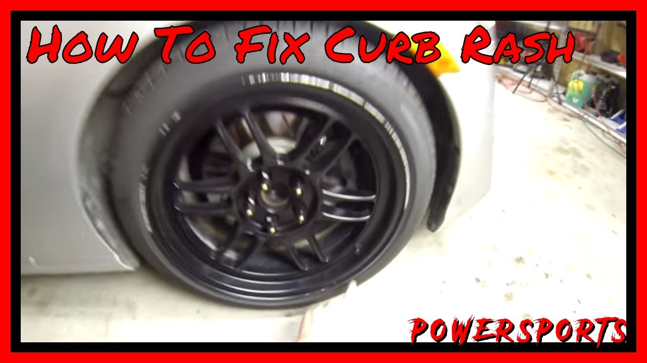 how to fix your curb