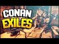 Conan Exiles - A BRAND NEW WORLD & NEW BEGINNING (Conan Exiles Gameplay)