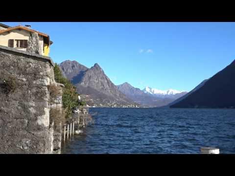 Gandria  Tessin  Schweiz    Januar 2016