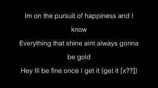Kid Cudi - Pursuit of Happiness- Steve Aoki dance remix [Dirty] Lyrics