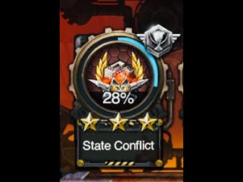 State Conflict 1 Part. Last Empire War-Z