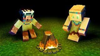 ŁYSY NIEDŹWIEDŹ, ZGRABNA ŁASICA - Minecraft EWO