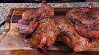 Holiday Hickory Smoked Turkey - THANKSGIVING
