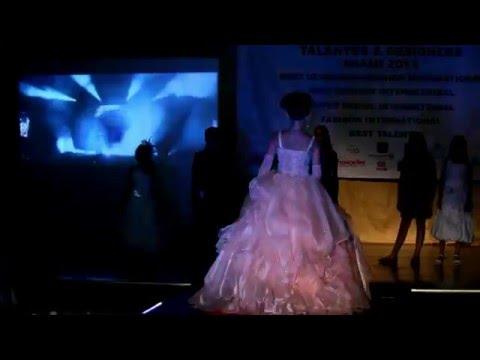 International Forum Models,Talents and Designers-Miami 2013