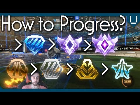 Top Three Skills for Climbing Every Rocket League Rank