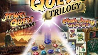 Jewel Quest Trilogy - Nintendo Wii - WiiQUEST #018