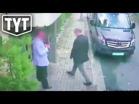 Does This Surveillance Footage Prove Jamal Khashoggi Was Murdered?