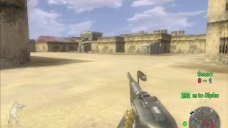 Delta Force: Black Hawk Down - 9/17/16 (Team Deathmatch) - Multiplayer gameplay