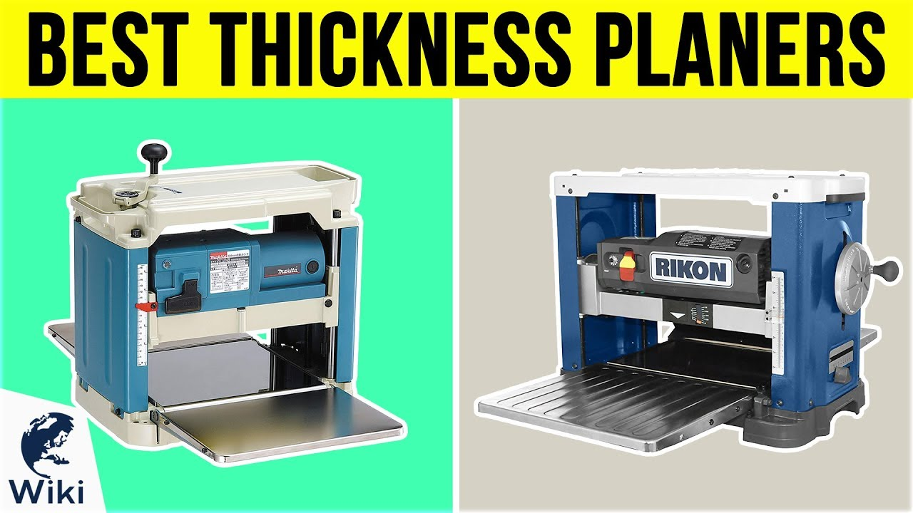 Best Planers 2019 10 Best Thickness Planers 2019   YouTube