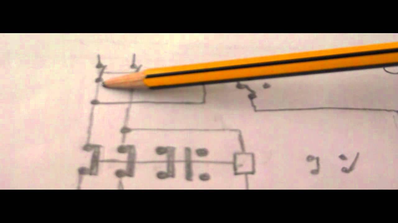 Conexi n desconexi n de grupo electr geno o generador de - Generador de luz ...