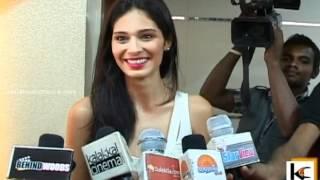 Actress Bruna Abdullah Talk About Billa 2