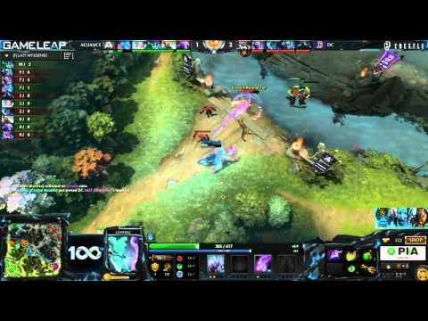 Alliance vs Digital Chaos (BO3) - Game 1 - Captain's Draft 3.0 Group HORSE HD