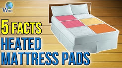 Heated Mattress Pads: 5 Fast Facts