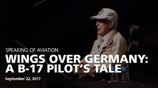 Wings Over Germany WWII, a B-17 Pilot's Tale With Author and WWII Veteran Col. Bill Coburn