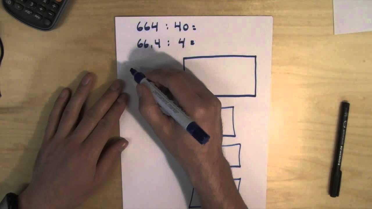 Matte gjort enklere #3 - Divisjon (metode 1)