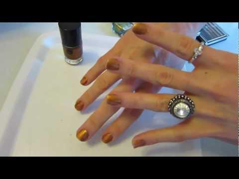 Perfect Nails Nagelpflege Tutorial Perfekt Nu00e4gel Feilen Und Lakieren - YouTube