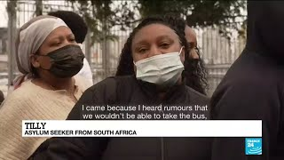 Israel vaccine rollout: FRANCE 24 meets asylum seekers scrambling to get jab