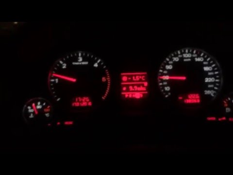 Audi Multitronic schaltet normal nach neustart