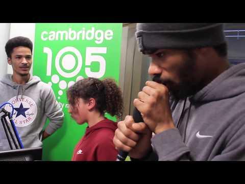 Rapademic 2017 Radio Promo - Cambridge 105