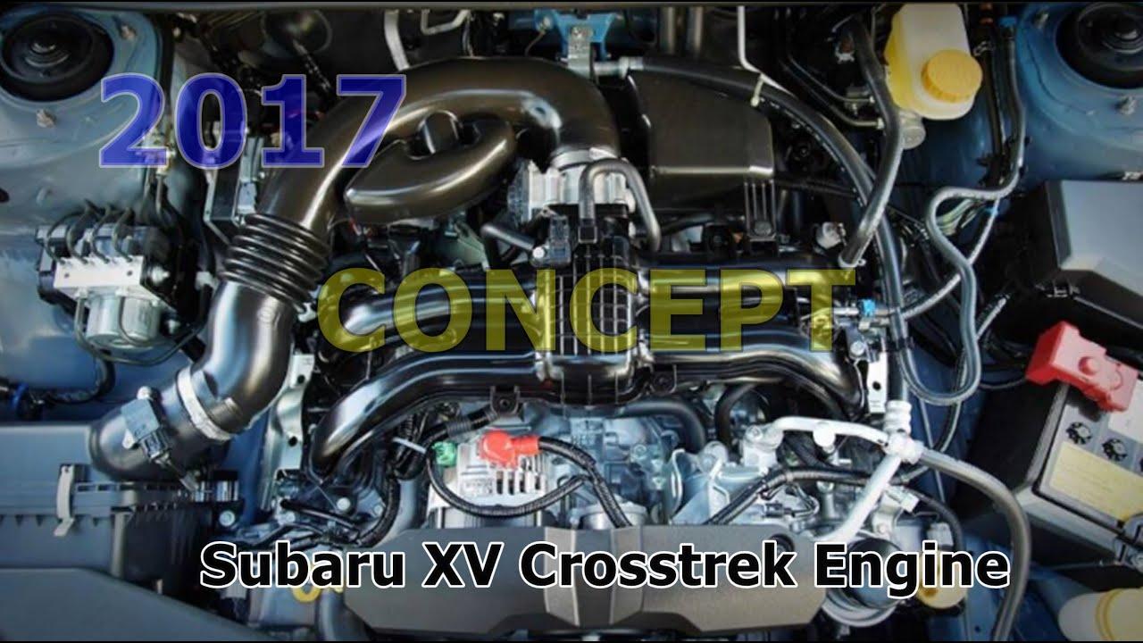 2017 Subaru Xv Crosstrek Engine Concept New Design