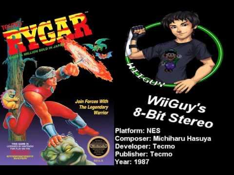 Rygar (NES) Soundtrack - 8BitStereo