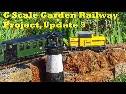G Scale Garden Railway Project, Update 9, 6th June 2016