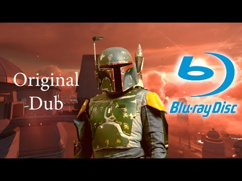 Star Wars: Boba Fett Blu-ray (Jason Wingreen Original Dub).
