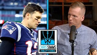 Best of Week 17: Brady, Pats' odd end to 1st half vs Dolphins | Chris Simms Unbuttoned | NBC Sports