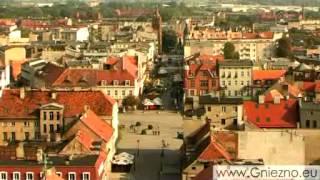 Intro filmu promocyjnego miasta Gniezna