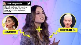 Baixar Jojo as Christina Aguilera and sings Ariana Grande Tweet