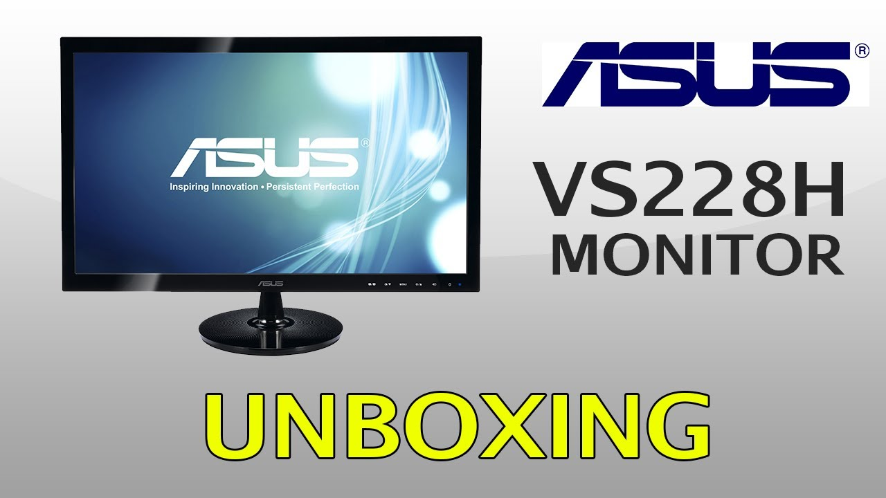 ASUS VS228H DRIVERS FOR WINDOWS 7