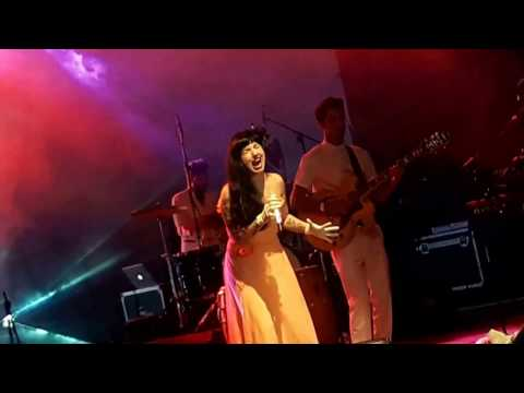 Xkpó - MI BUEN AMOR Mon Laferte Ft Bunbury LIVE ESTRENO Naucalpan29/04/17 LA TRENZA