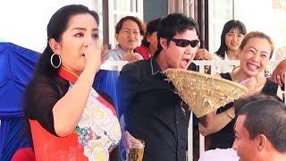 Chung Tử Long - Hồng Hạnh ca diễn hết mình được Bác Việt Kiều Mỹ cho gần cả ngàn đô | Vụ án Mã Ngưu✔