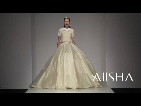 AIISHA | Spring Summer 2017 | Arab Fashion Week
