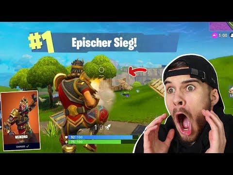 EPISCHER SIEG mit dem NEUEN SKIN! (Fortnite Battle Royale Deutsch)