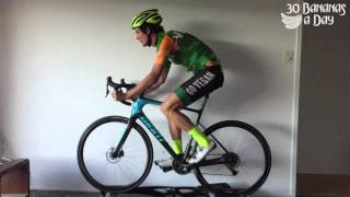 Cycling Tips - Rollers VS Trainers and what is REALLY better.